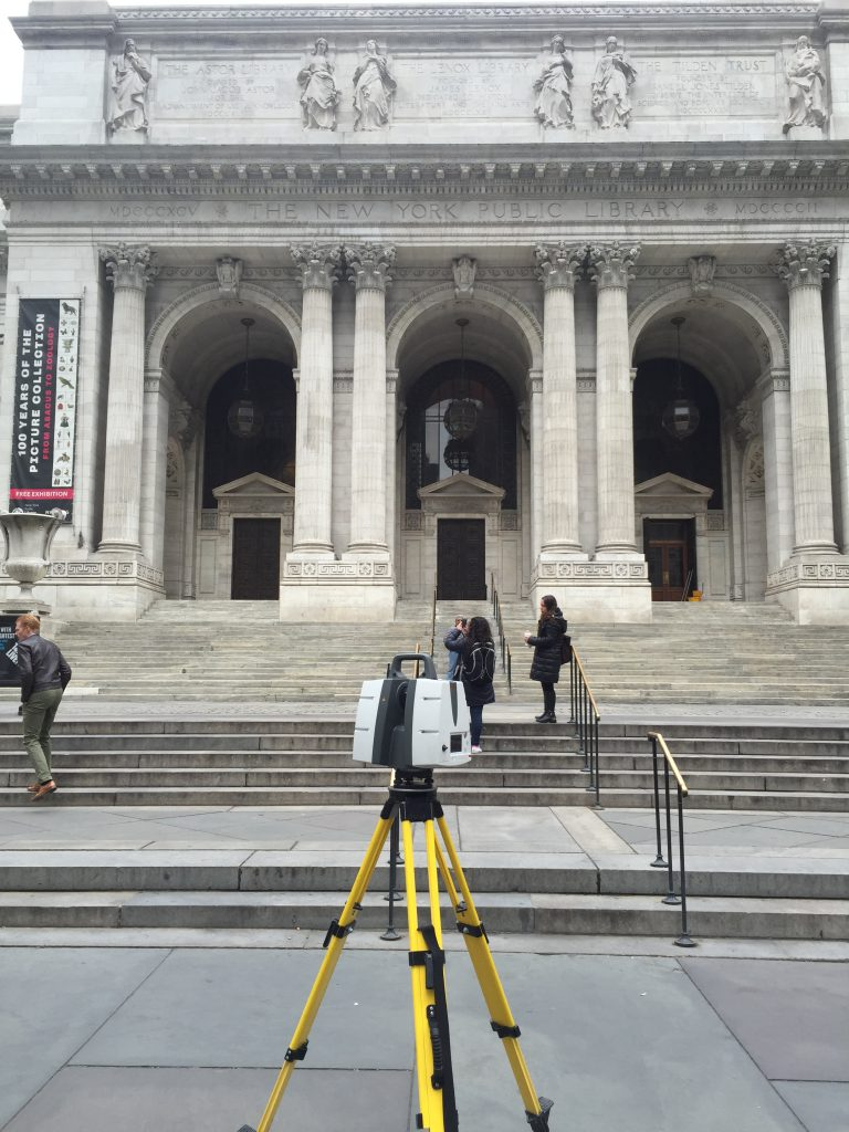 Our Projects   3D Scanning & Mapping   Paul Olszewski Surveying